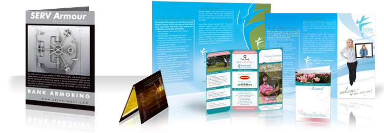 brochure design joomla web developers