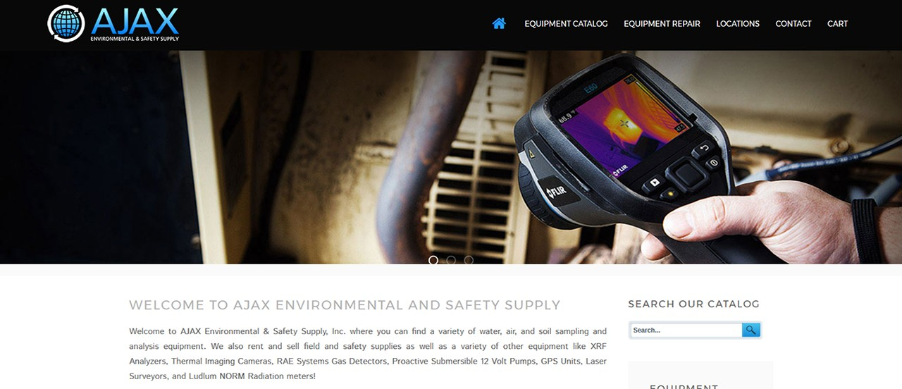Project Spotlight: AJAX Environmental & Safety Supply