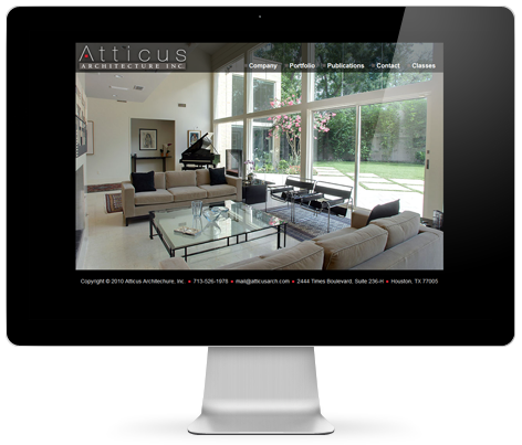 Atticus Architecture, Inc.