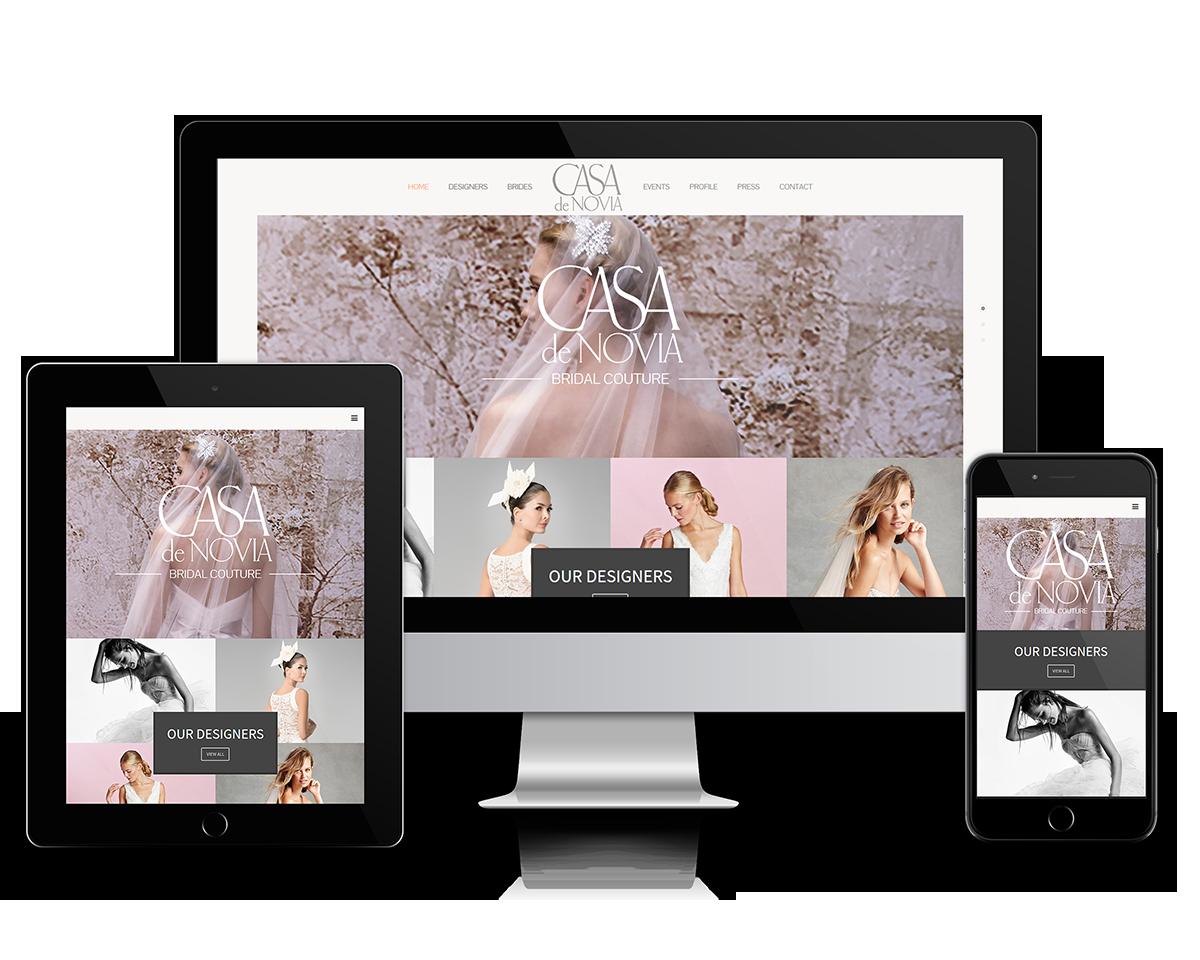 Casa de Novia Bridal Couture