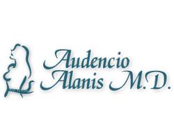 Audencio Alanis, M.D.